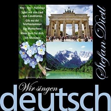 Wir Singen Deutsch - Hey Hey Halleluja