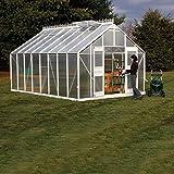 GrowSpan Elite Greenhouse 11'8'W x 16'6'L x 8'10'H w/Base