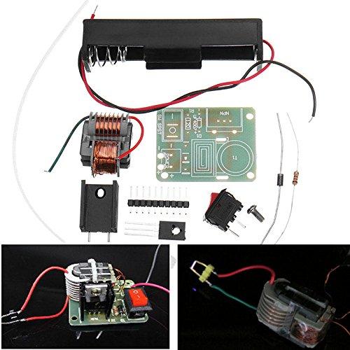 LTH-GD Relais Inverter Boost Générateur Haute Tension 15 Module de Bobine d'allumage d'allumage Arc d'allumage Arc commutateur de Relais WiFi