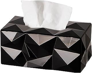 Skrzynka do tkanki Pudełko Tkanki Tissue Holder Pokrywa Prosty dozownik tkanki do łazienki Vanity, stół, stół nocny, biurk...