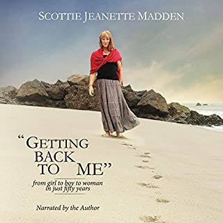 """""""Getting Back to Me"""" audiobook cover art"""