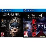 505 Games Hellblade Senua's Sacrifice + Capcom Resident Evil Origins Collection