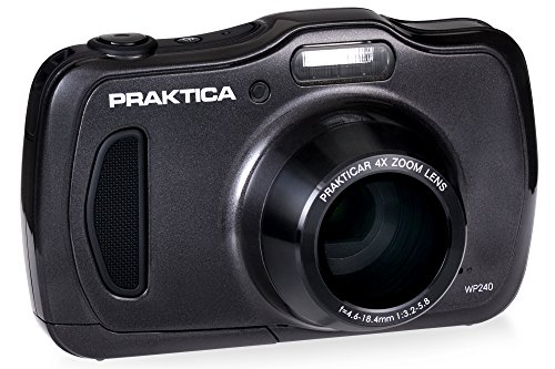 Praktica Luxmedia wp240Wasserdicht Digital Kompakt Kamera