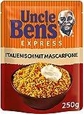 Uncle Ben's Express-Reis Italienisch - Tomate und Mascarpone, 250 g