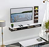 Product Dimensions: Length (157.5Cm ) Breadth (30Cm ) Height (97Cm) Made of Particle Board (High grade prelam engineering wood with natural wood grain finish) Product Color: (Wenge Finish)   Shape - Horizontal   Wall Mounted It is a DIY (Do-It-Yourse...
