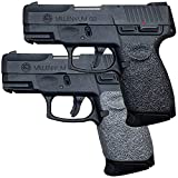 Galloway Precision TractionGrips Grip Overlay in Black for Taurus Millenium G2, PT111 G2, G2c, and PT140 G2 Pistols