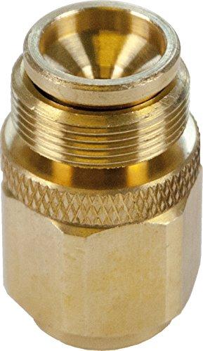 Mr. Heater Little Buddy Gasheizung inkl. Adapter für Gaskartuschen mit 7/16-Gewinde; - 13