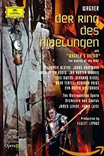der ring des nibelungen performances