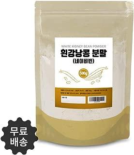 Good Day Good Life White Kidney Bean Powder 500g 흰강낭콩