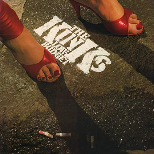 Low Budget (180 Gram Red Audiophile Vinyl/Limited Edition/Gatefold Cover & Poster)