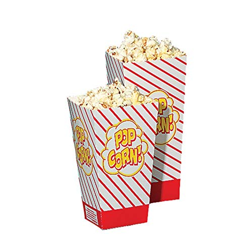 Best Buy! Beach City Wholesalers Popcorn Scoop Box | 1.75 oz (500 count)