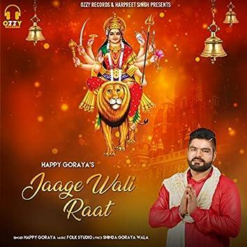 Jaage Wali Raat - Single