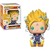 Funko Pop Animation : Dragon Ball Z - Super Saiyan 2 Gohan 3.75inch Vinyl Gift for Anime Fans SuperC...