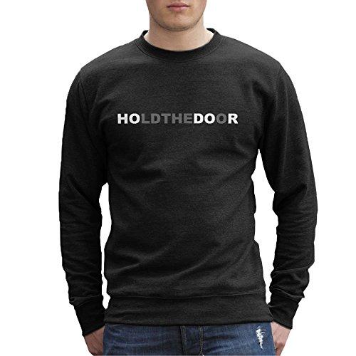 Hodor Hold The Door Game of Thrones Men's Sweatshirt