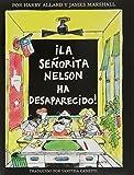 ?La senorita Nelson ha desaparecido! (Spanish Edition)