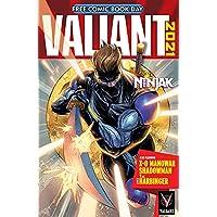 Valiant 2021 FCBD Special Kindle & comiXology eBook