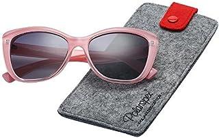 Polarized Cateye Sunglasses for Women - Oversized Cute...