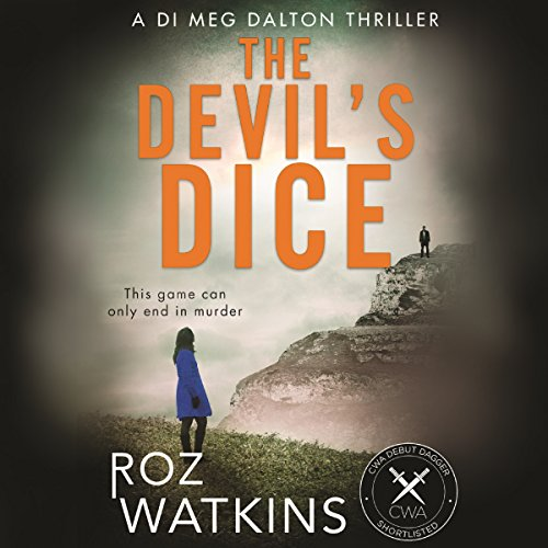 The Devil's Dice audiobook cover art
