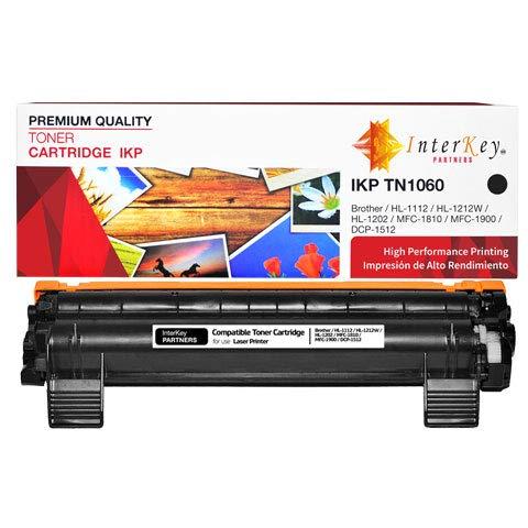 cartucho toner brother tn 1060 fabricante interkey partners