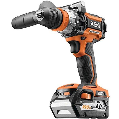 AEG Power Tools–AEG–Batería atornillador BSB 18CBL Li bldd-402C–4935451312