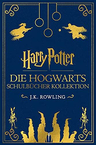 Die Hogwarts Schulbücher Kollektion: Harry Potter Hogwarts-Schulbücher Kollektion
