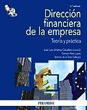 Dirección financiera de la empresa: Teoría y práctica (Economía y Empresa)