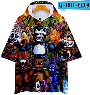 Shirt Tshirt Cotton Merch Merchandise 3D Printed Hooded Shirts for Boys Girls Womens Mens Welcome Gift 1