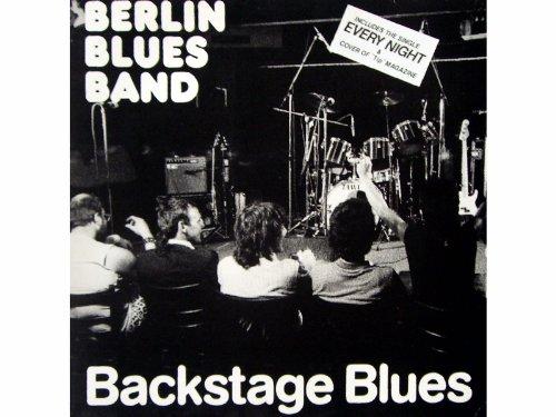 Backstage Blues [Vinyl LP record] [Schallplatte]