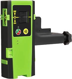 Huepar レーザー墨出し器用 受光器 レーザーレシーバー ホルダー付き【Hueparの墨出し器のみ対応】 【huepar専用】LR-6RG