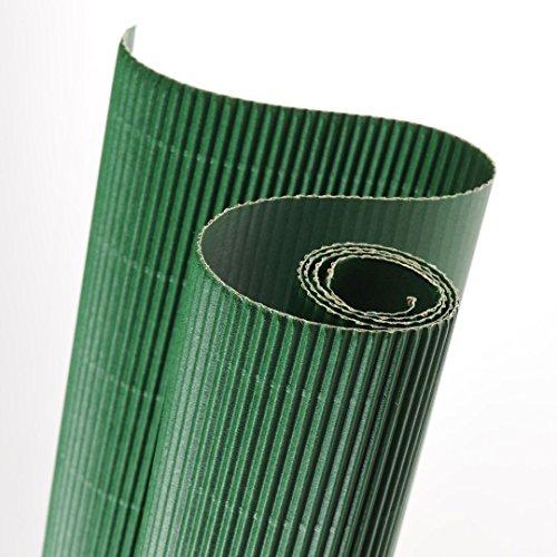 Rollo 50x70 cm, Canson Cartón Ondulado 300g, Verde Selva