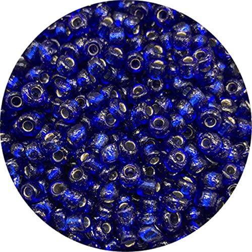 200 unids / lote 4mm cuentas de semillas de vidrio checas cuentas espaciadoras de vidrio para hacer joyas DIY pulsera con dijes, pendientes, collar, accesorios