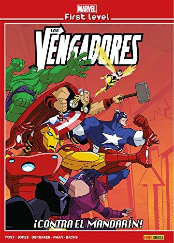 3 Los Vengadores. Contra el Mandarín
