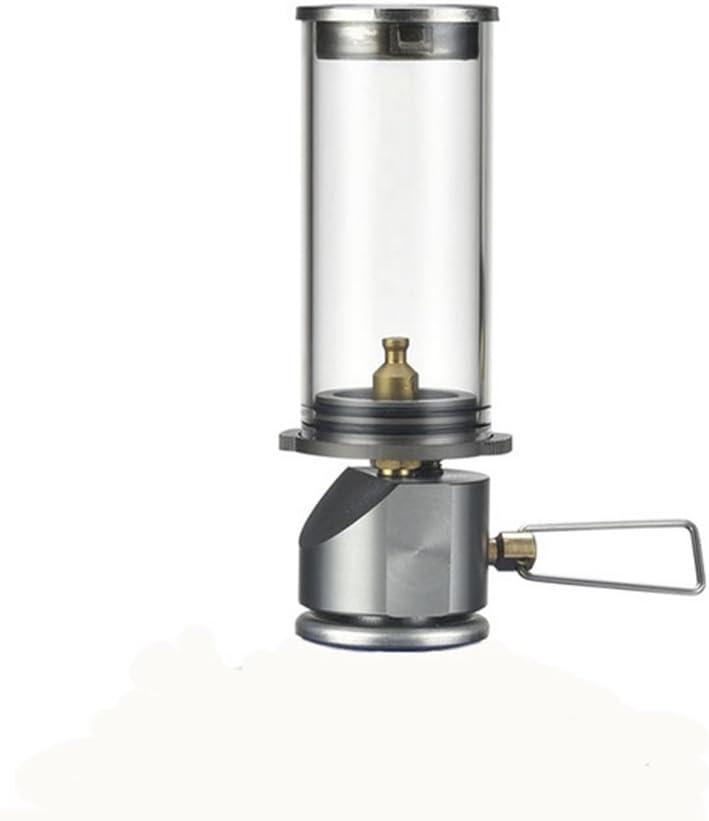 OAREA BRS-55 - Linterna de gas para camping, equipo de ...