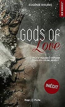 Gods of love par [Eugenie Dielens]