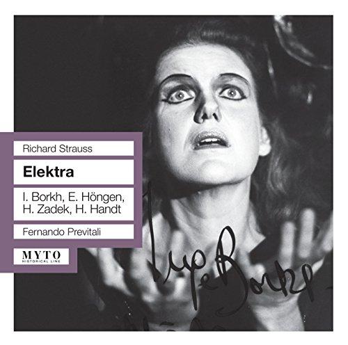 Medea (Highlights) [Sung in German]: Act I: Hexe du! Wage nicht, mir zu drohn! (Kreon, Kreusa, Chorus)