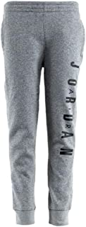 Air Jordan Fleece Boys Jogger Pants (8-10 Yrs) Carbon Heather Size S