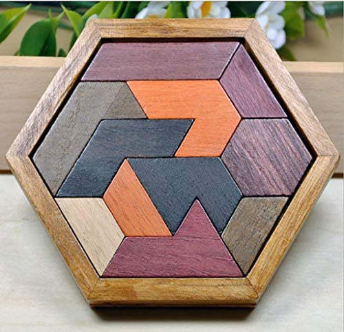 Chinese wooden puzzle _image0