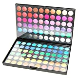 Accessotech 120 Colori Palette Ombretti Eyeshadow Palettes Trucco Corredo Box Professional