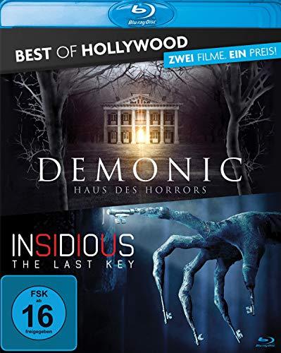 Demonic/Insidious - The Last Key - Best of Hollywood [Blu-ray]
