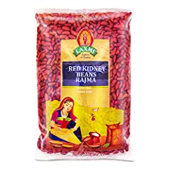 Laxmi Red Kidney Beans have a distinct taste and are ideal in the making of Indian dishes as well as Mexican. Kidney beans are additionally high in protein, making them a compliment to vegan and vegetarian lifestyles. Laxmi Red Kidney Beans are an in...