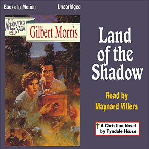 Land of the Shadow audiobook cover art