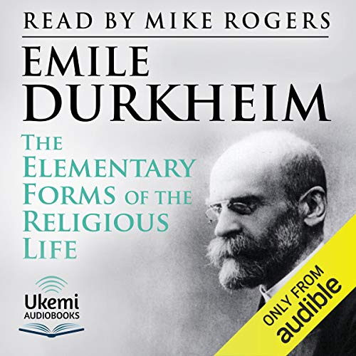 The Elementary Forms of the Religious Life cover art