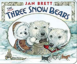 A winter version of the classic story of the three bears.