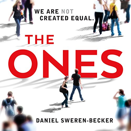 The Ones audiobook cover art