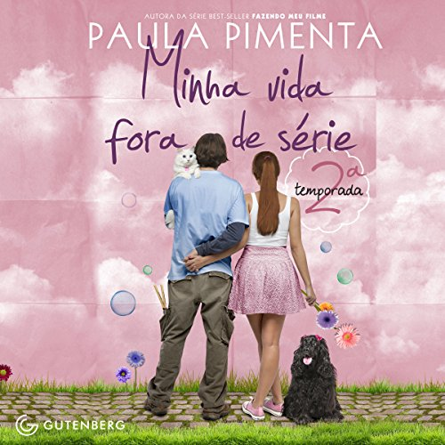 Minha Vida Fora De Serie - 2o Temporada audiobook cover art