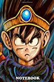 Notebook: Art Of Dragon Quest Iii , Journal for Writing, College Ruled Size 6' x 9', 110 Pages