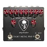Amptweaker Tight Metal Pro II Distortion Guitar Effect Pedal