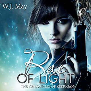 Rae of Light audiobook cover art