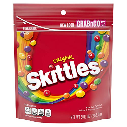 Bright, colorful candy, 9 oz - 1