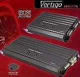 Power Acoustik VA1-4000D Vertigo Series 4,000-Watt Max Monoblock Class D Amp